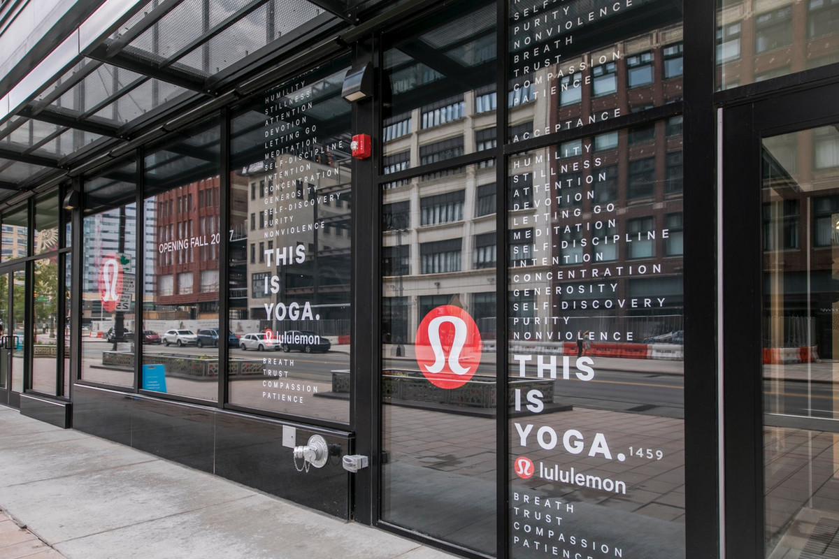 Lululemon opening Downtown Detroit store this fall