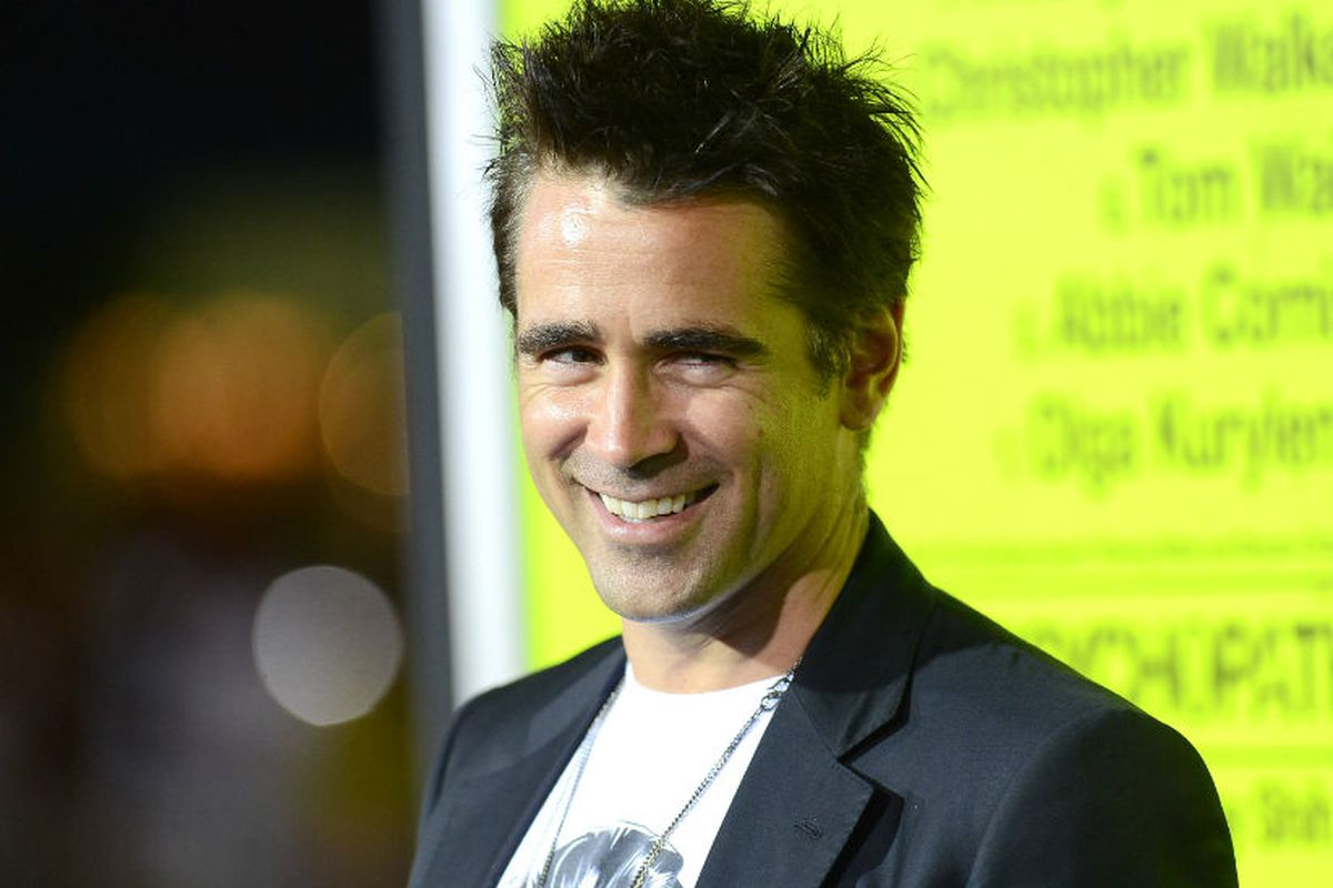 Colin Farrell. Image via Getty Images.