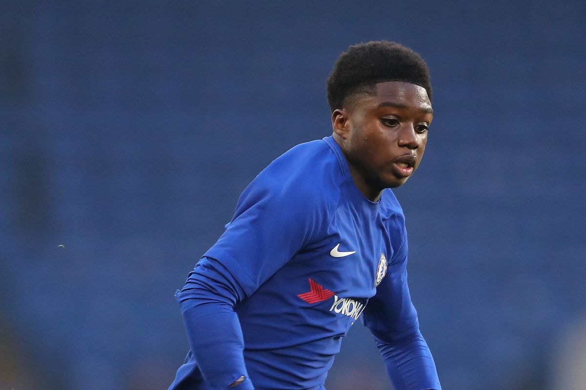 WATCH: Ghanaian teenager Tariq Lamptey with the most jaw-dropping moves of the international break