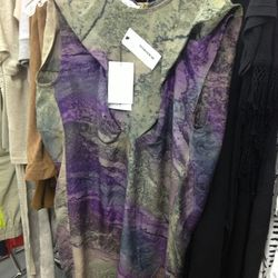 Katrien Van Hecke ceylon silk dyed dress, $196 (was $490)