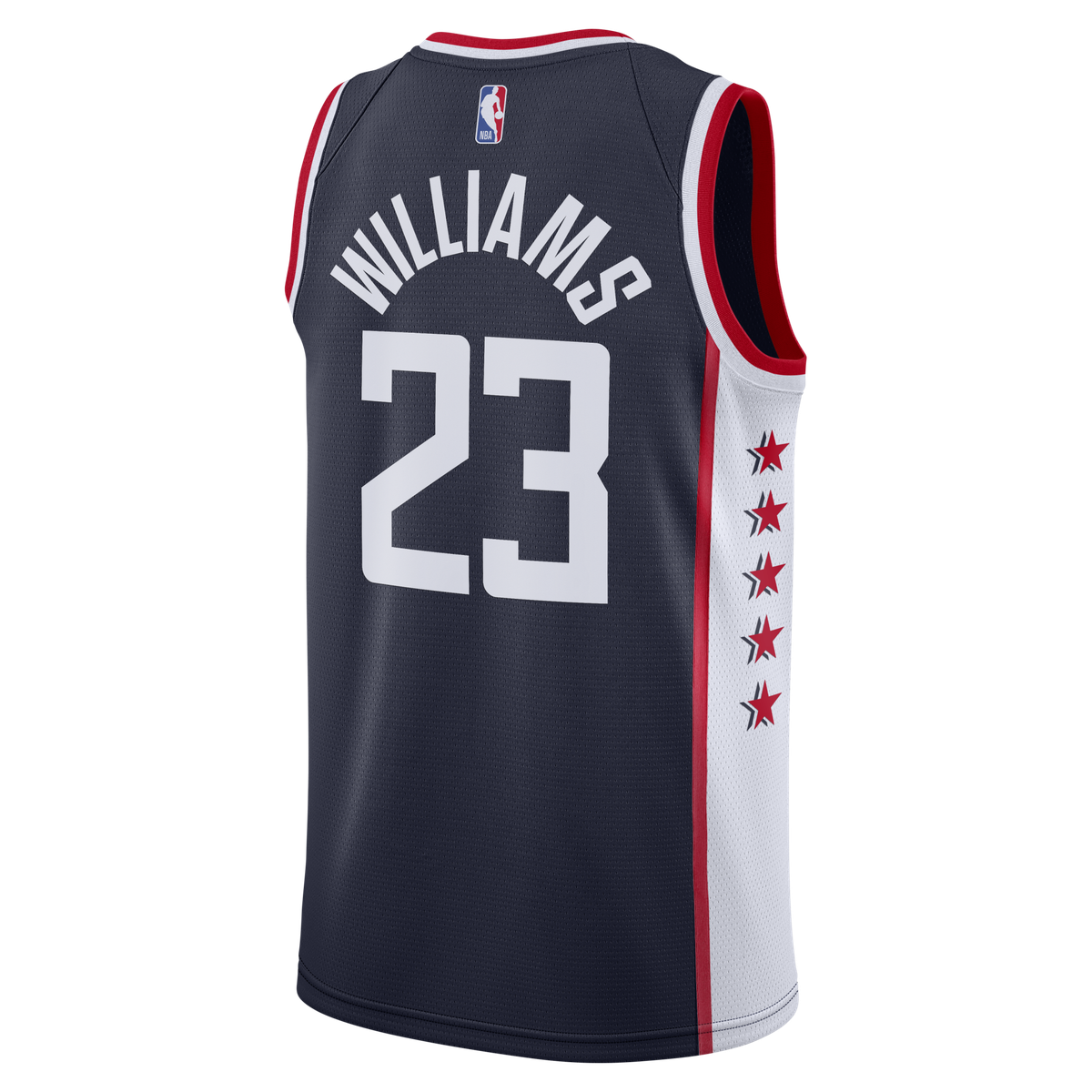 788e1c61f9d Lou Williams Nike Swingman Jersey - City Edition for  109.99 Fanatics