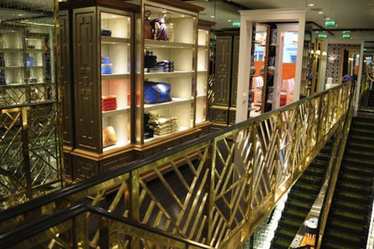 08020429734 Tory Burch Sets Up Shop in a Townhouse on New Bond Street - Racked