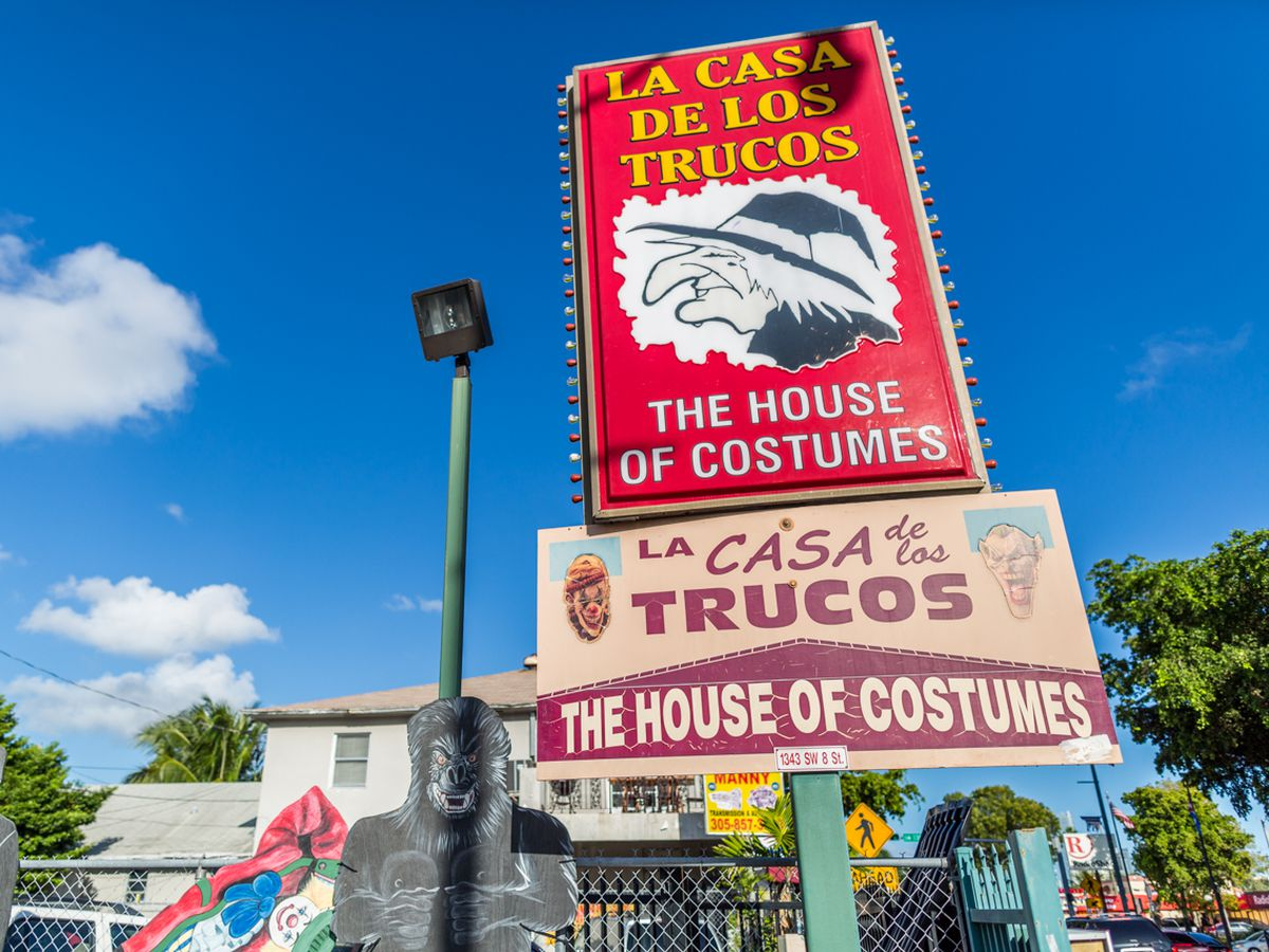 13 places to buy halloween costumes in miami
