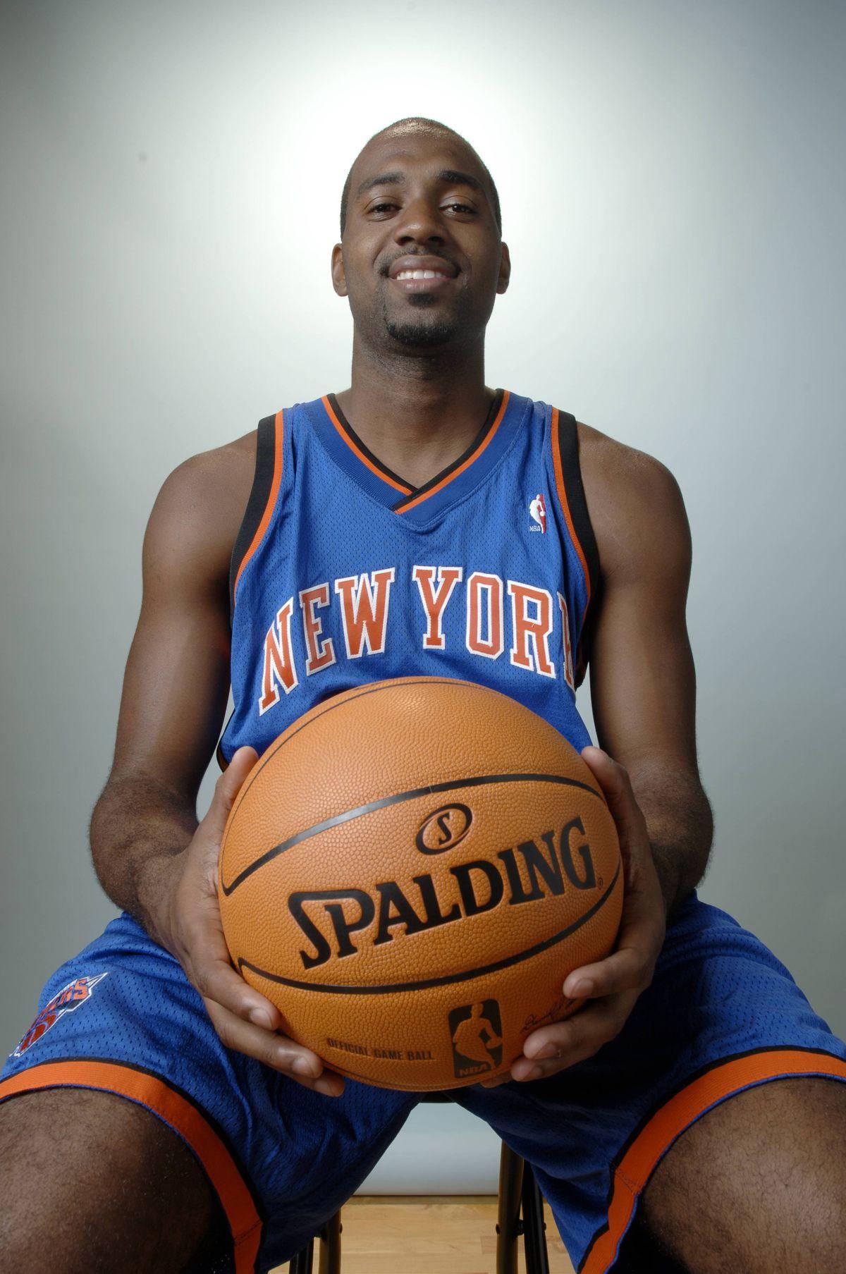 NBA Rookie Photo Shoot