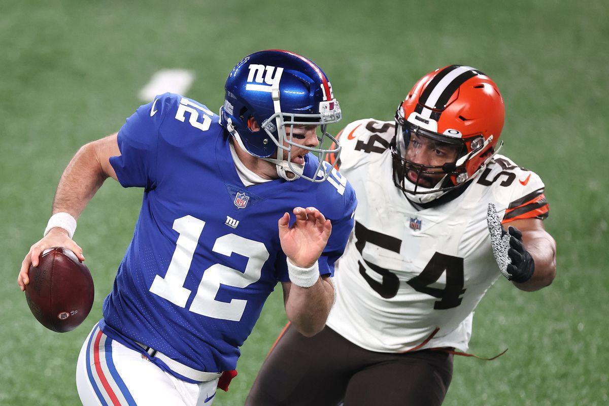Cleveland Browns v New York Giants