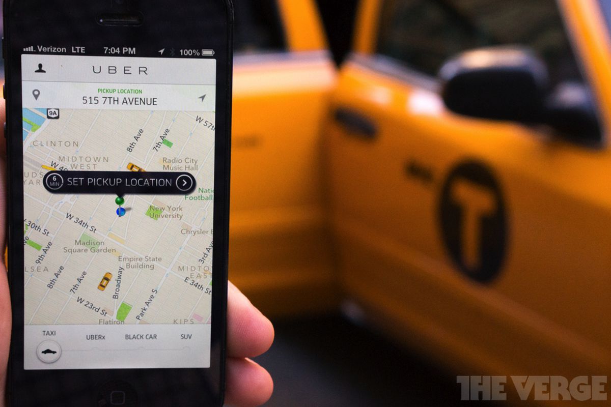Five of Uber's six NYC bases suspended over withheld records - The Verge