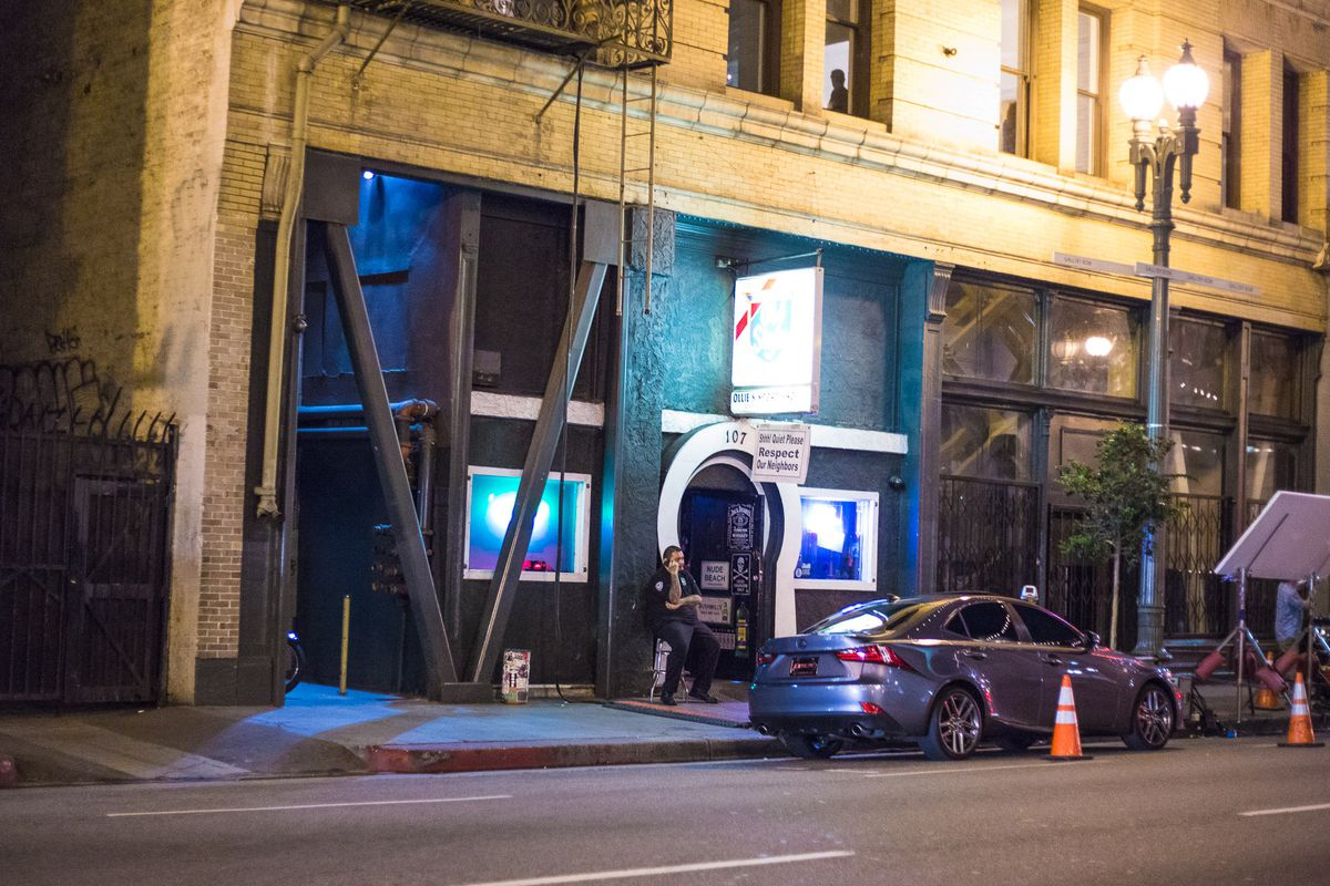 Bar 107, Downtown
