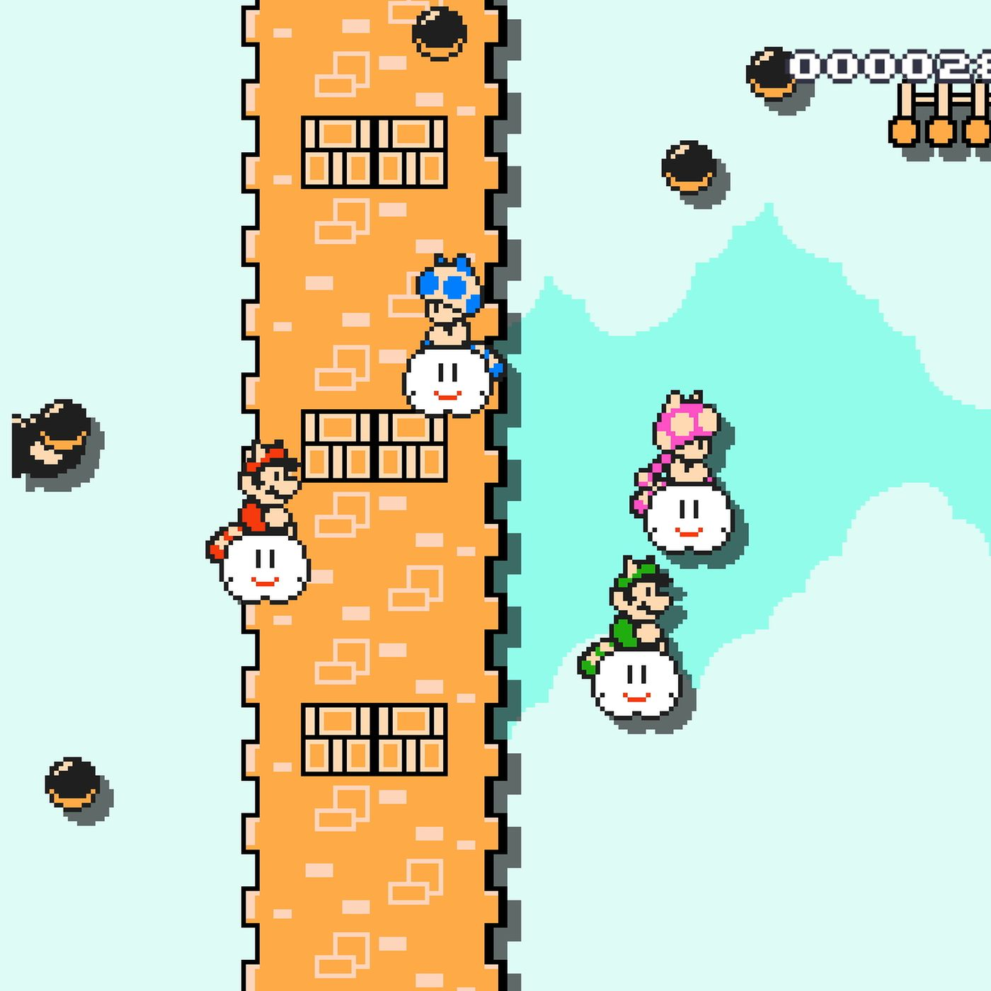 Super Mario Maker 2 Hands On Preview With Multiplayer Mode Polygon