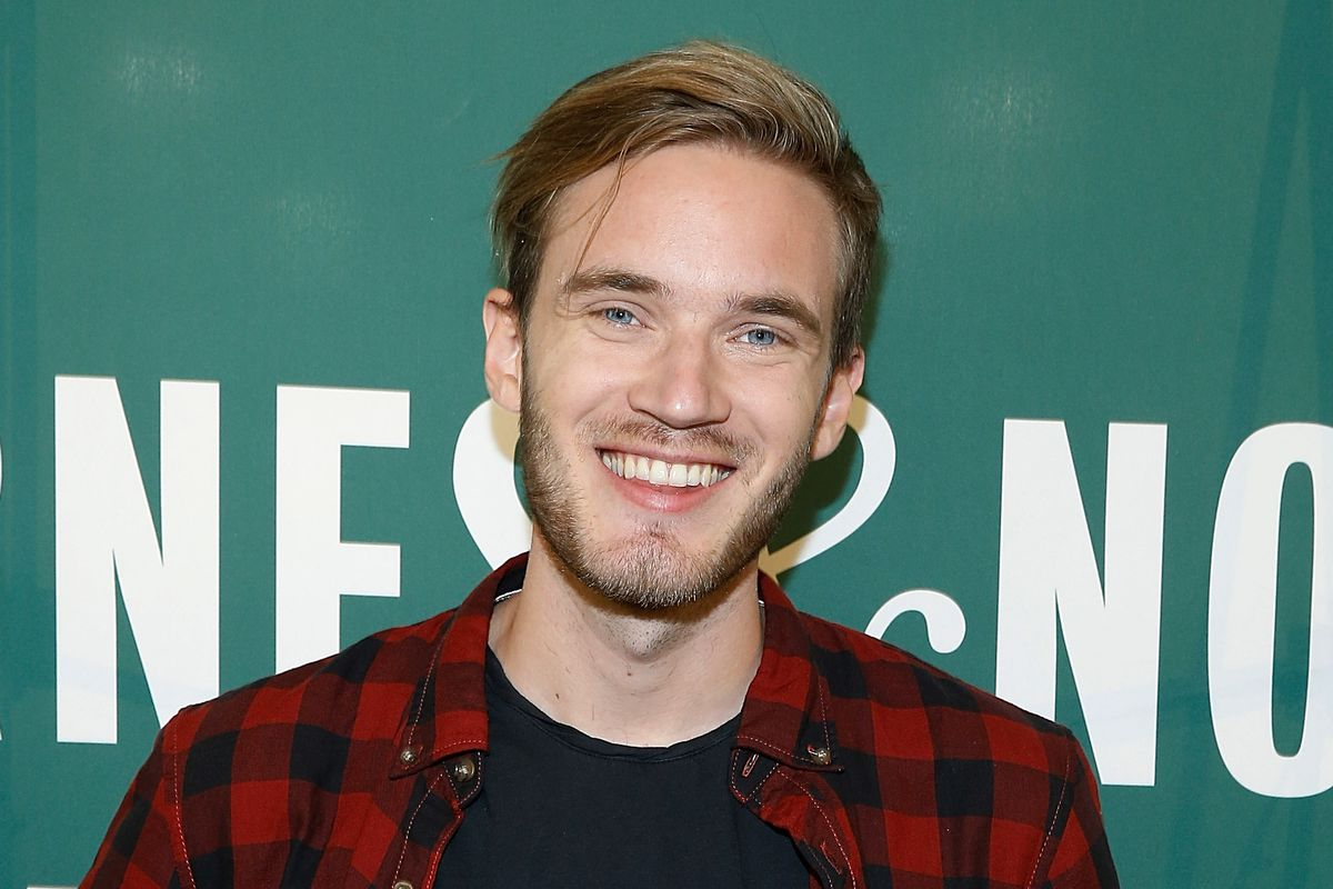 Youtubes Pewdiepie Amplified Anti Semitic Rhetoric Again Vox