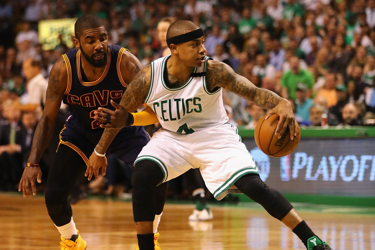 save off 2225c add3b What the Cavs' Concerns About Isaiah Thomas's Health Mean ...