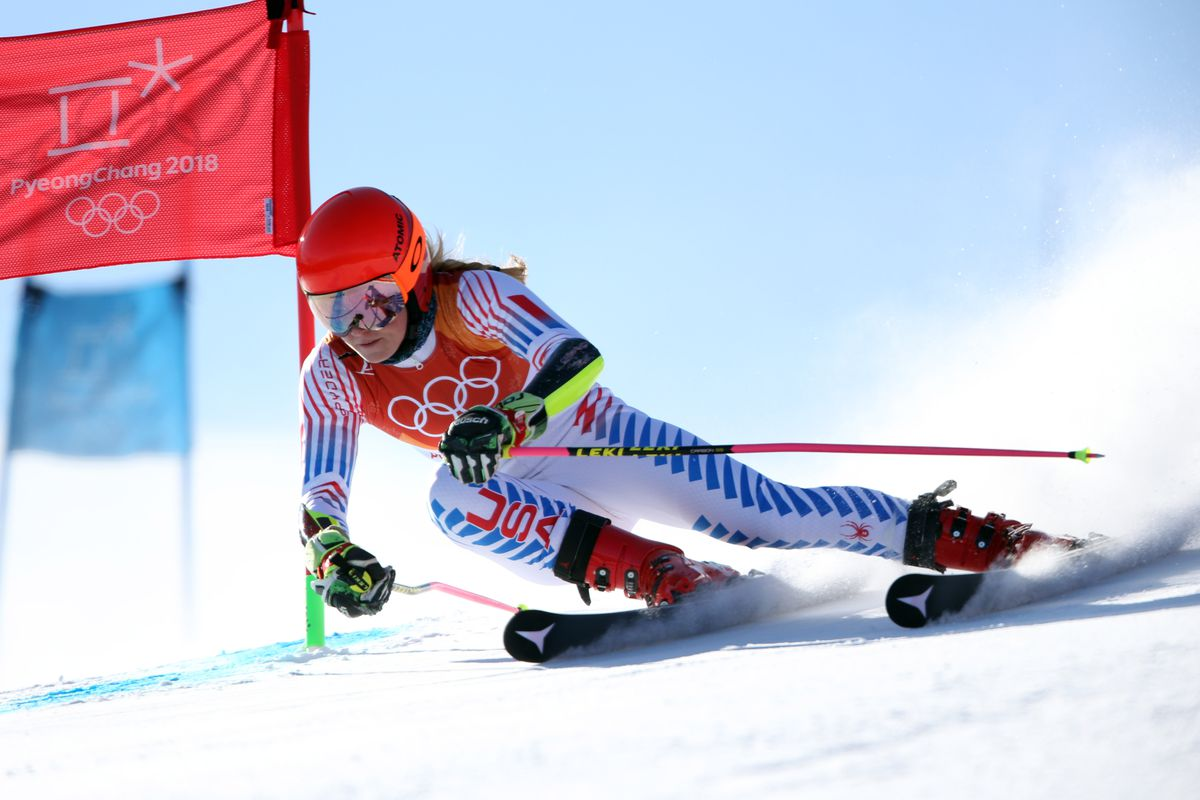 Olympic Women's Alpine Skiing Results 2018: Mikaela Shiffrin Takes 4th in Slalom