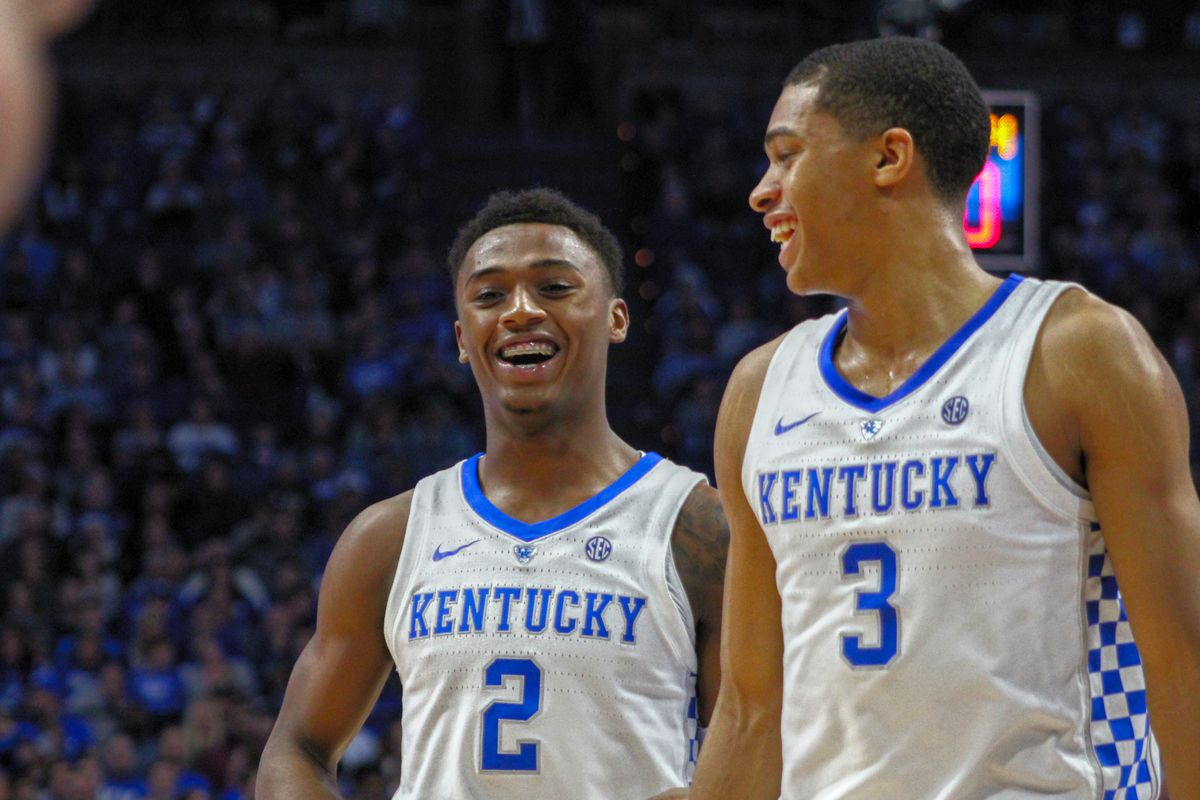 Kentucky Basketball Outlasts Auburn 5 Things To Know: Kentucky Vs. Kansas 2019: Everything To Know For SEC