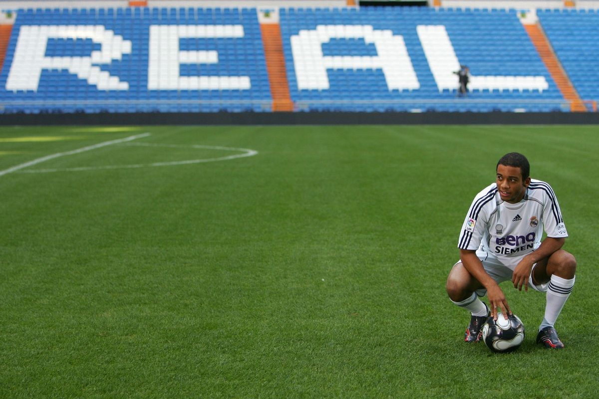 Real Madrid's new signing 18-year-old Ma