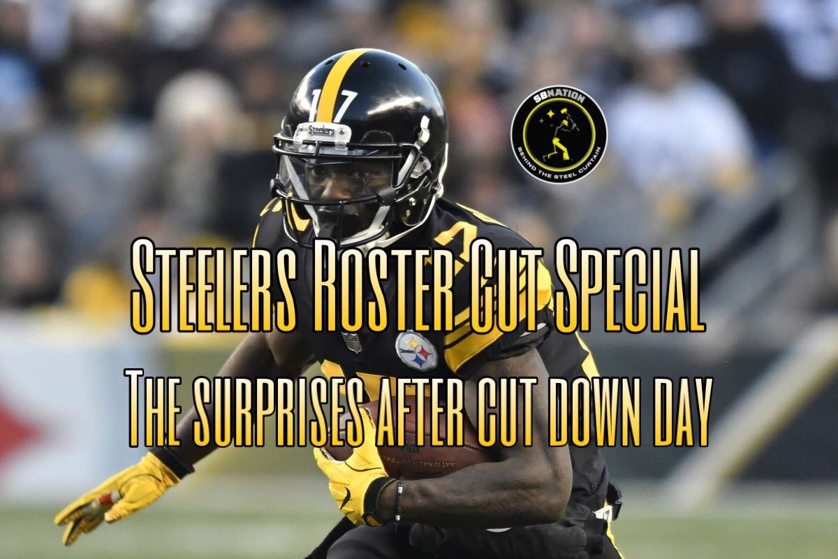size 40 73c9b a7611 Breaking down the surprises of the Pittsburgh Steelers 2019 ...