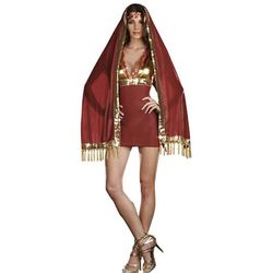 """Ricky's has a whole section <a href=""""http://www.rickyshalloween.com/women-halloween-costumes/indian.html"""" rel=""""nofollow"""">called</a> """"Indian"""" in which they've tossed both the nation of Indian and Native Americans. Somehow, this costume, known as"""