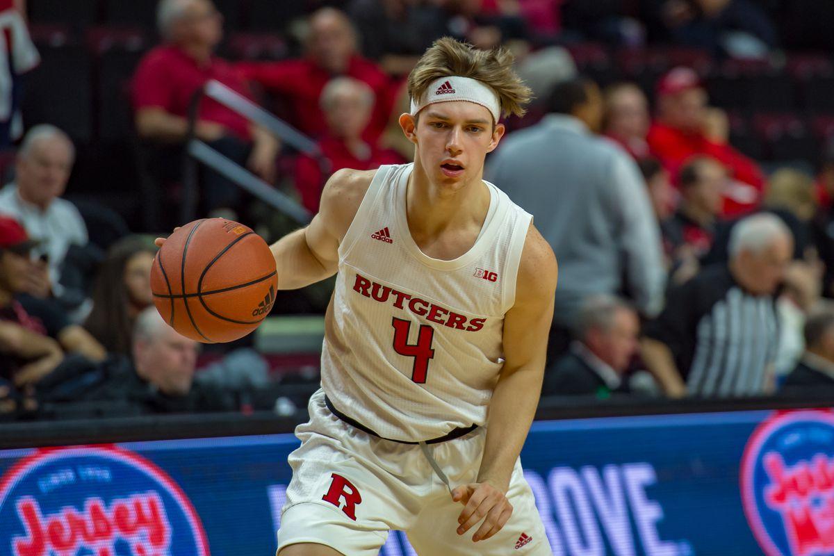 COLLEGE BASKETBALL: NOV 13 Drexel at Rutgers