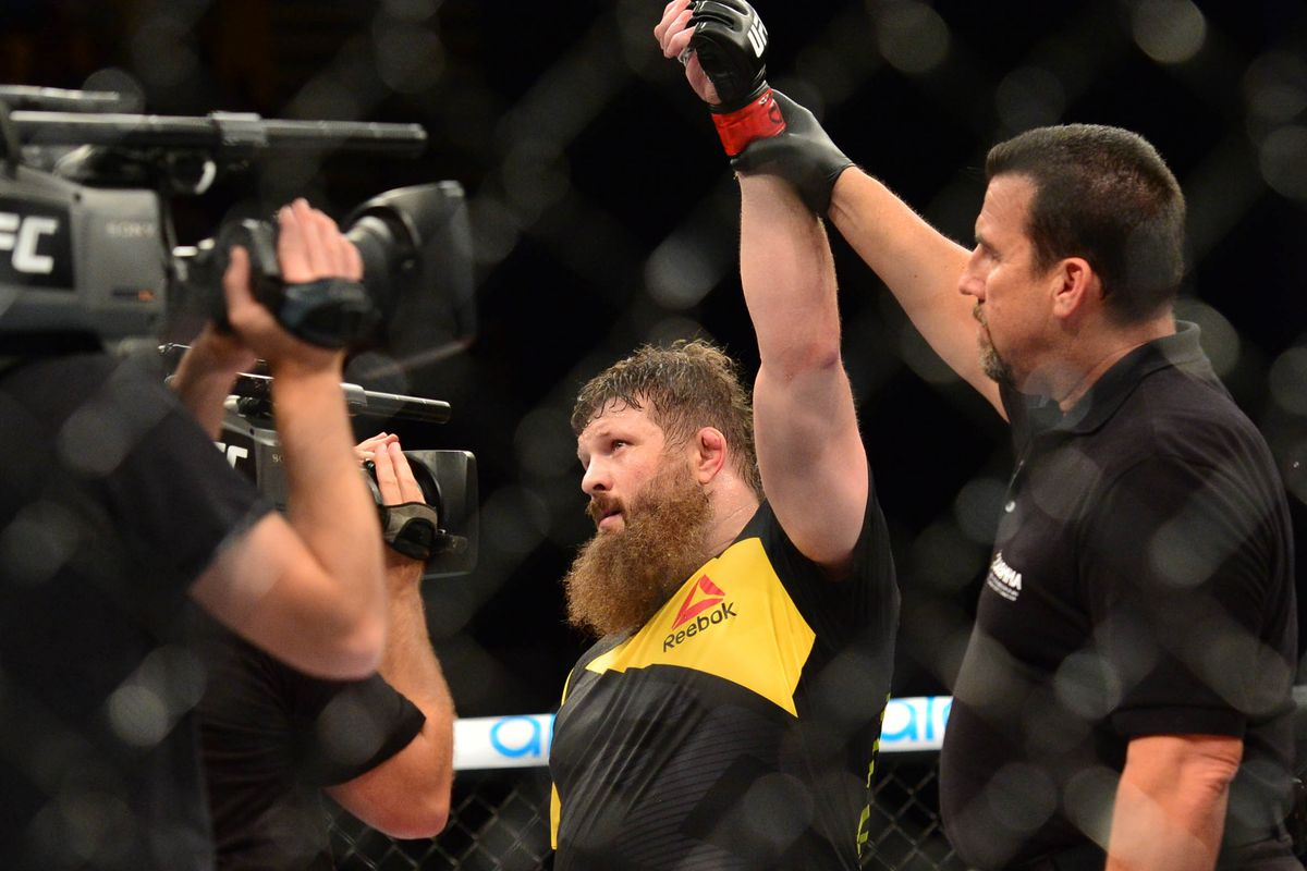 Brazilian sports court files complaint against Roy Nelson - MMA Fighting