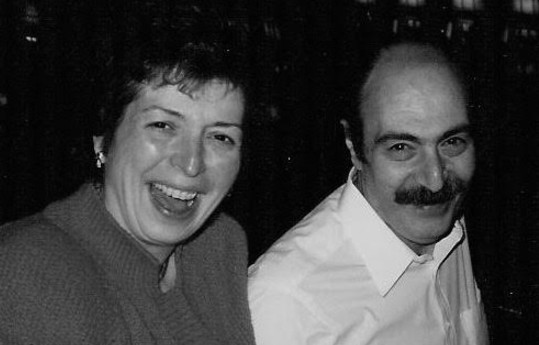 Augie and Phyllis Morelli worked together at their Augustino's delis. | Family photo
