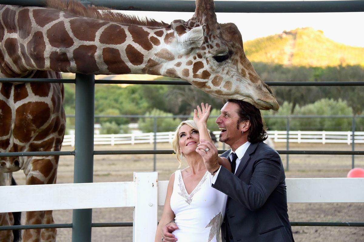 McKenzie Westmore and Patrick Tatopoulos Wedding