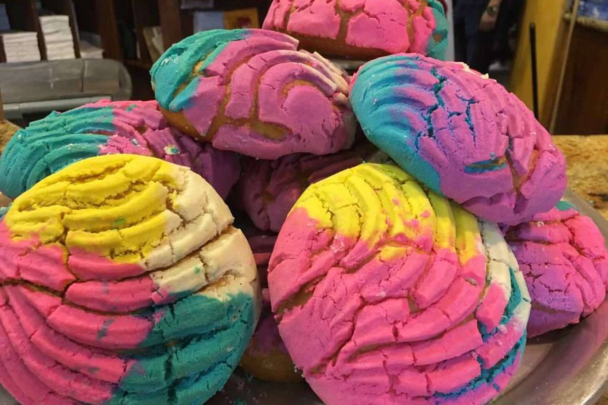 Unicorn Pan Dulce Is Now Officially A Thing In Houston