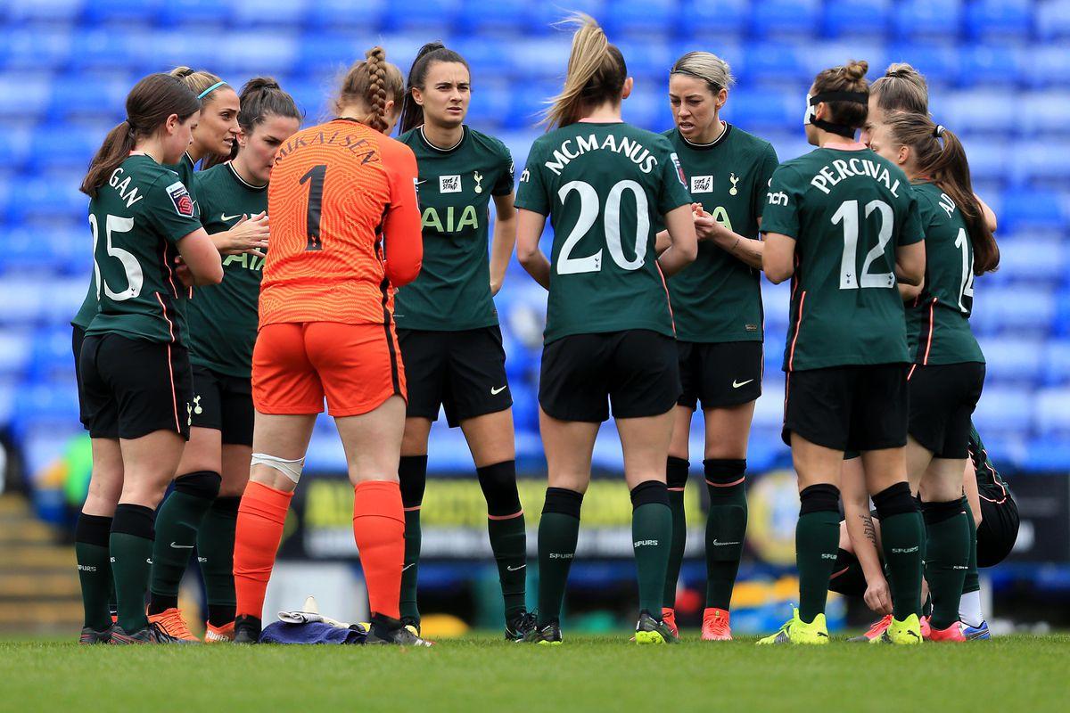 Reading v Tottenham Hotspur Women - Barclays FA Women's Super League