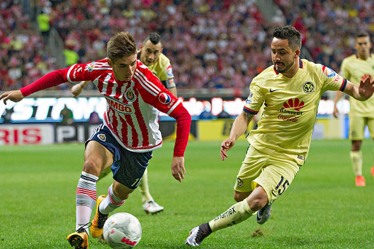 liga mx america vs chivas