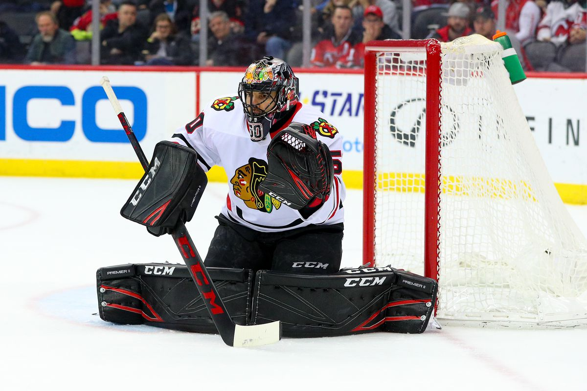 The Mysterious Absence Of Corey Crawford Stretches More Than 3 Weeks