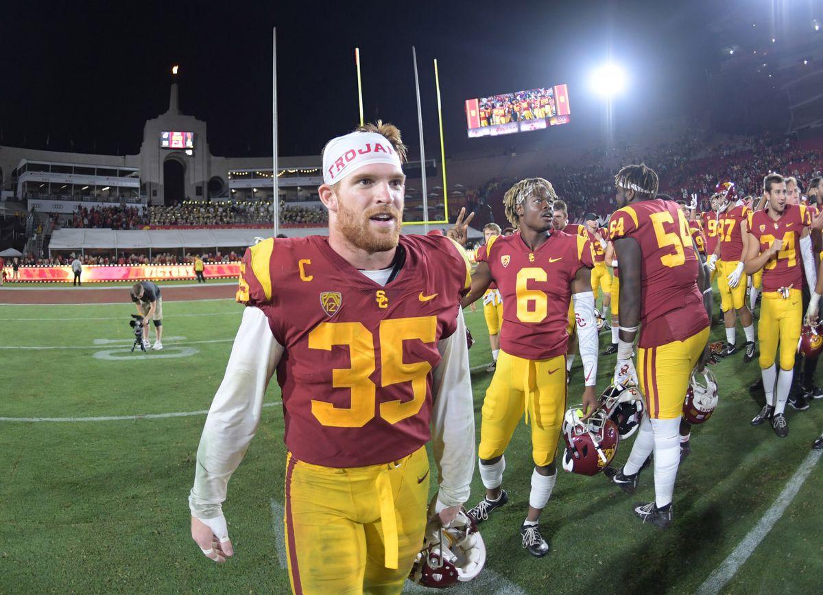 NCAA Football: Washington State at Southern California