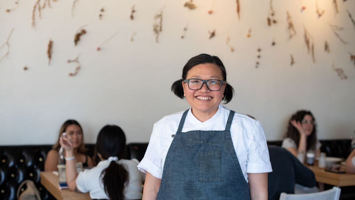 Minh Phan of Porridge and Puffs