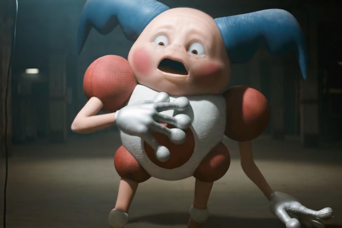 Zaktualizowano Mr. Mime juice is not made of or by Mr. Mime - Polygon GZ13
