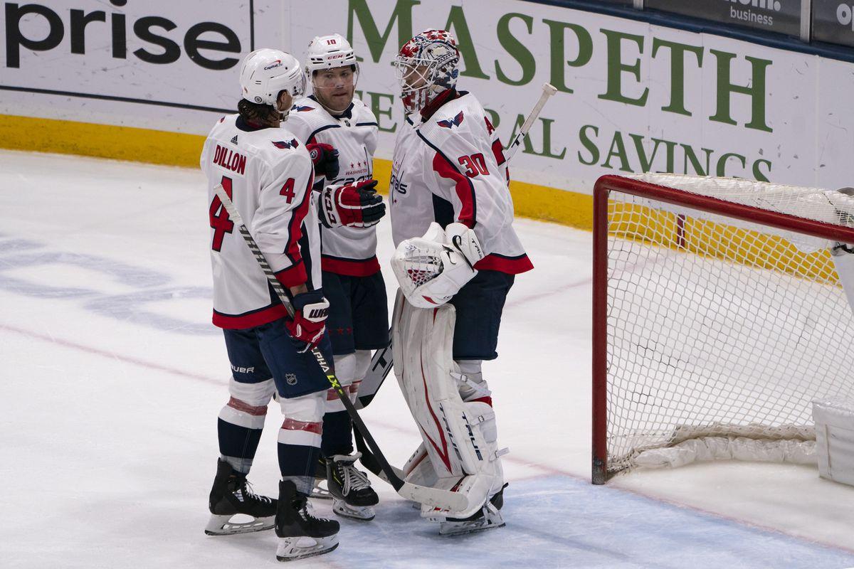 NHL: APR 24 Capitals at Islanders