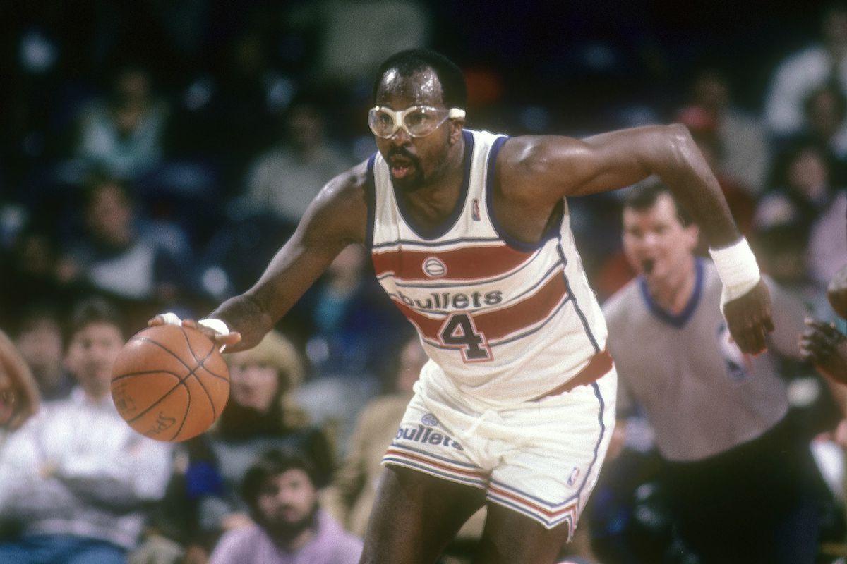 Moses Malone former Washington Bullet passes away at 60