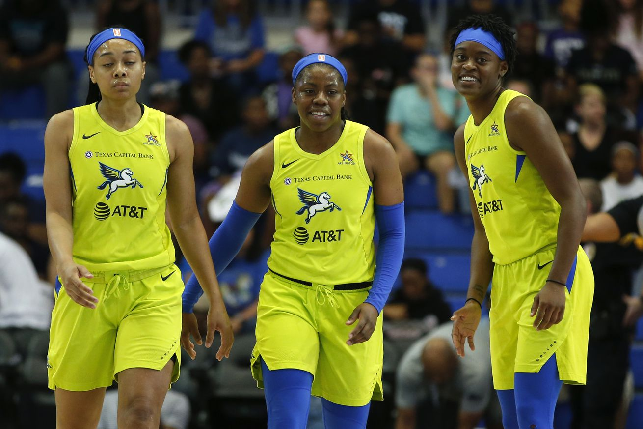 Seattle Storm v Dallas Wings