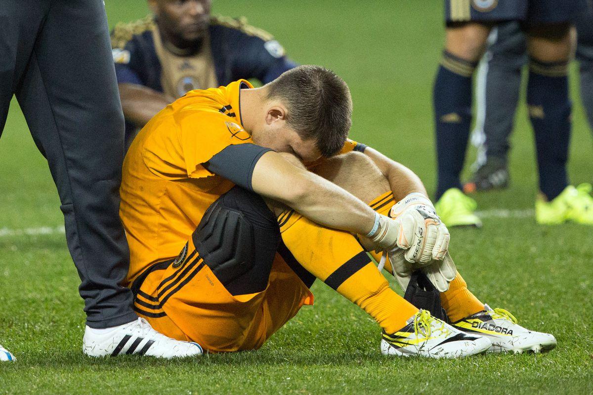 MLS: U.S. Open Cup-Sporting KC at Philadelphia Union