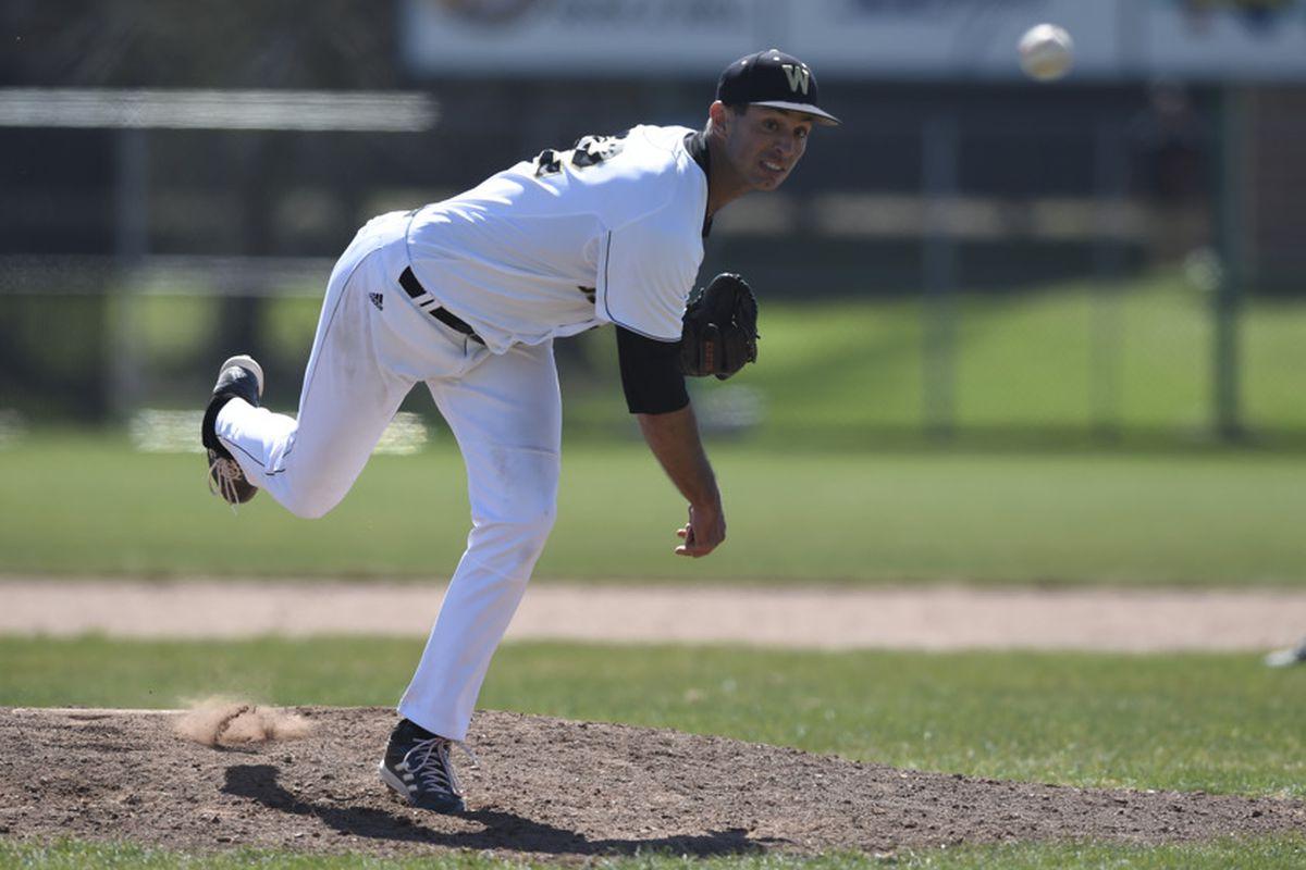WMU Pitching (WMU Media File/GS Photo)