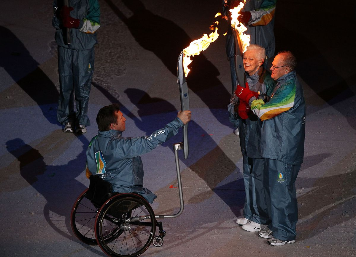 2010 Paralympic Games: Opening Ceremony- Day 1
