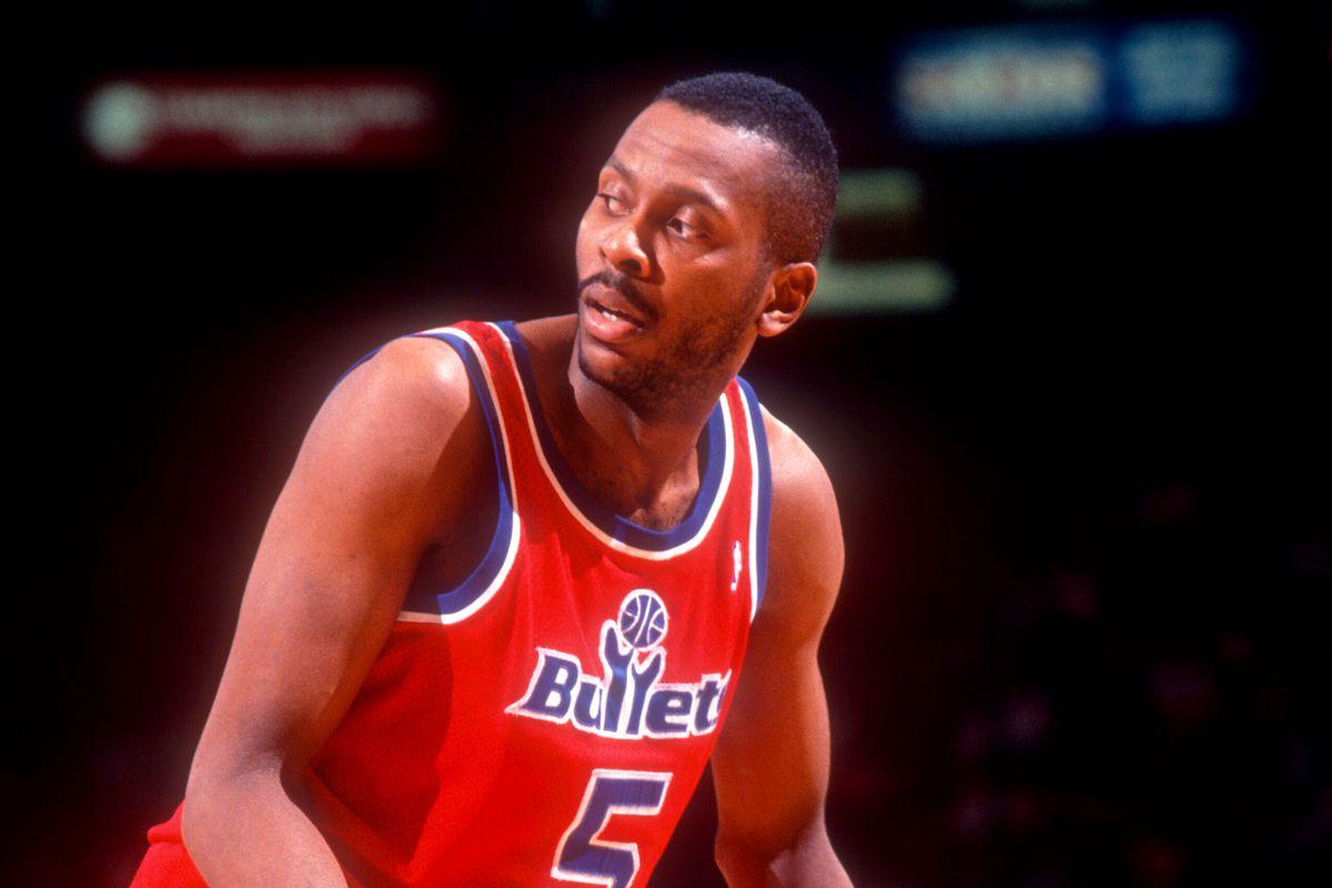 Washington Bullets v Philadelphia 76ers