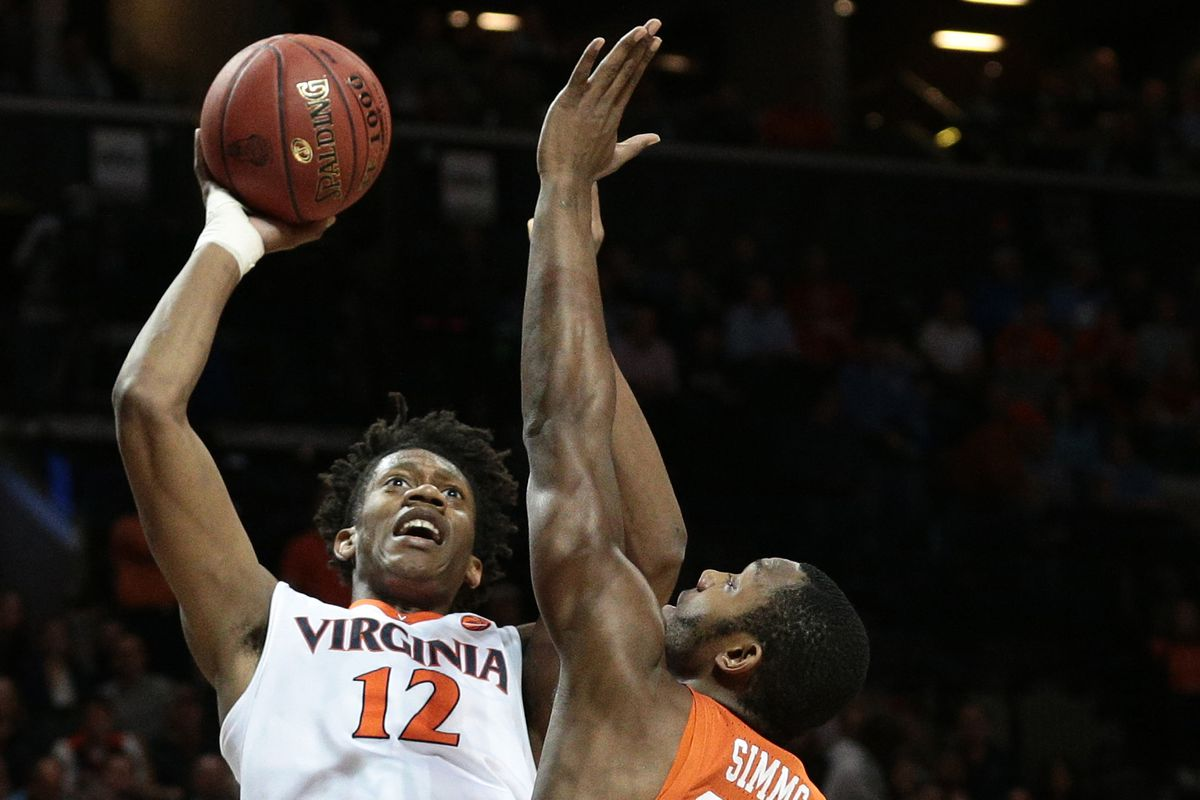 2018 Ncaa Tournament Virginia S Deandre Hunter Out For