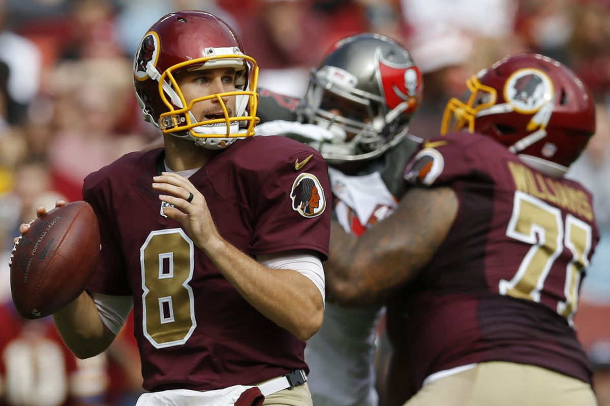 c3c5d3f33d9 Capable QB  Kirk Cousins is proof Matt Barkley could be something ...
