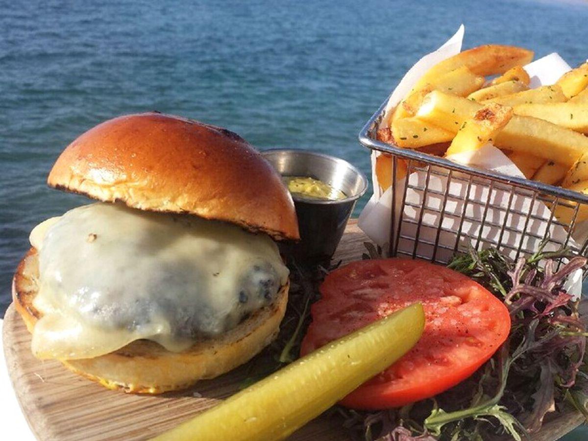 Malibu Pier Burger