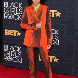 Amandla Stenberg took home the Young, Black, and Gifted award.