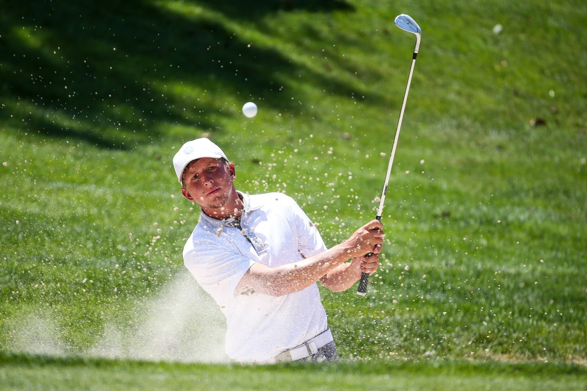BYU golfer trying to become a rare amateur winner at Utah Open