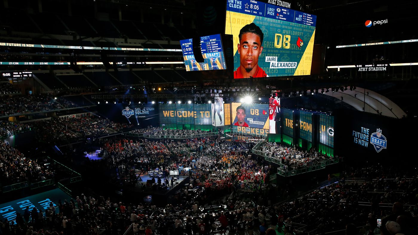 NFL Mock Draft 2019: Listen to the full SB Nation Writer's Mock Draft in podcast form