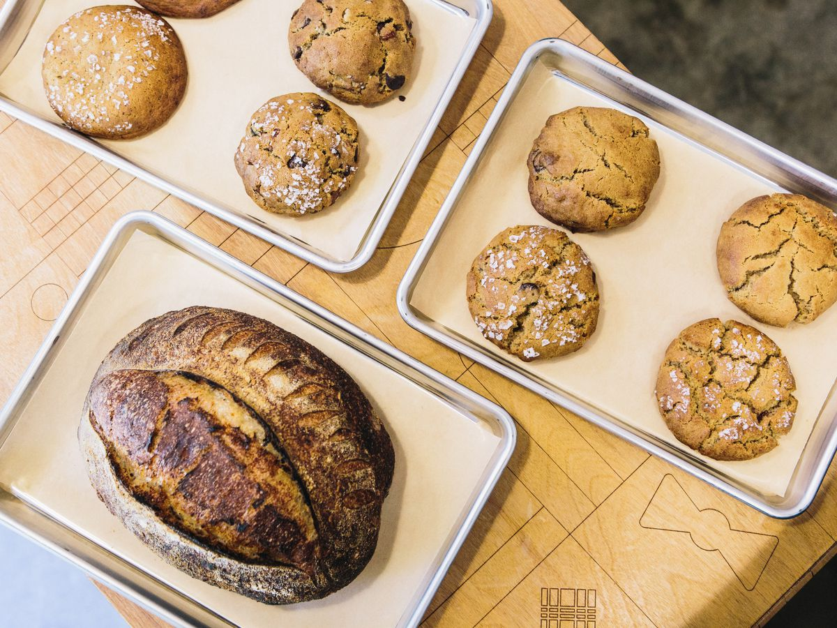 ThoroughBreadbakery's pastries