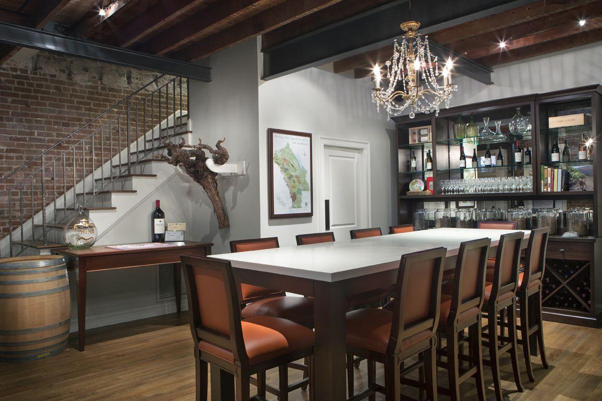 Mira Winery Napa Valley Education Center and Tasting Room