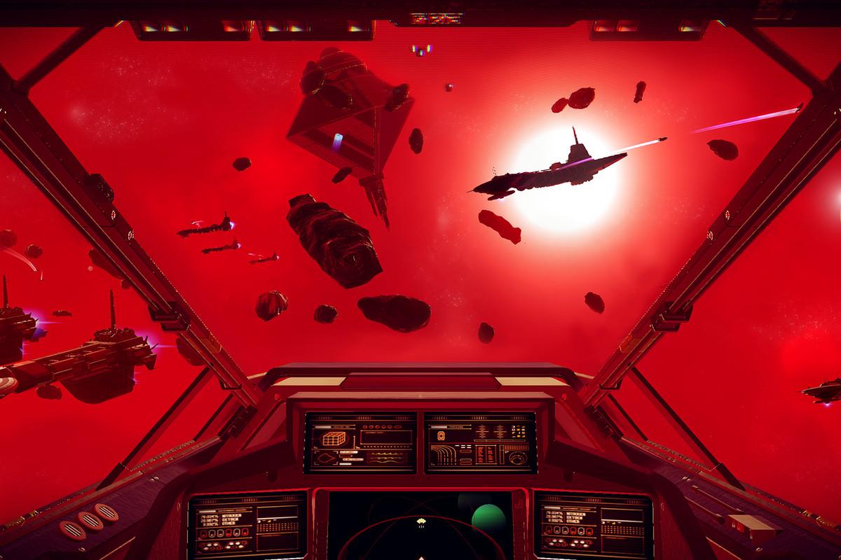 'No Man's Sky' (HelloGames)