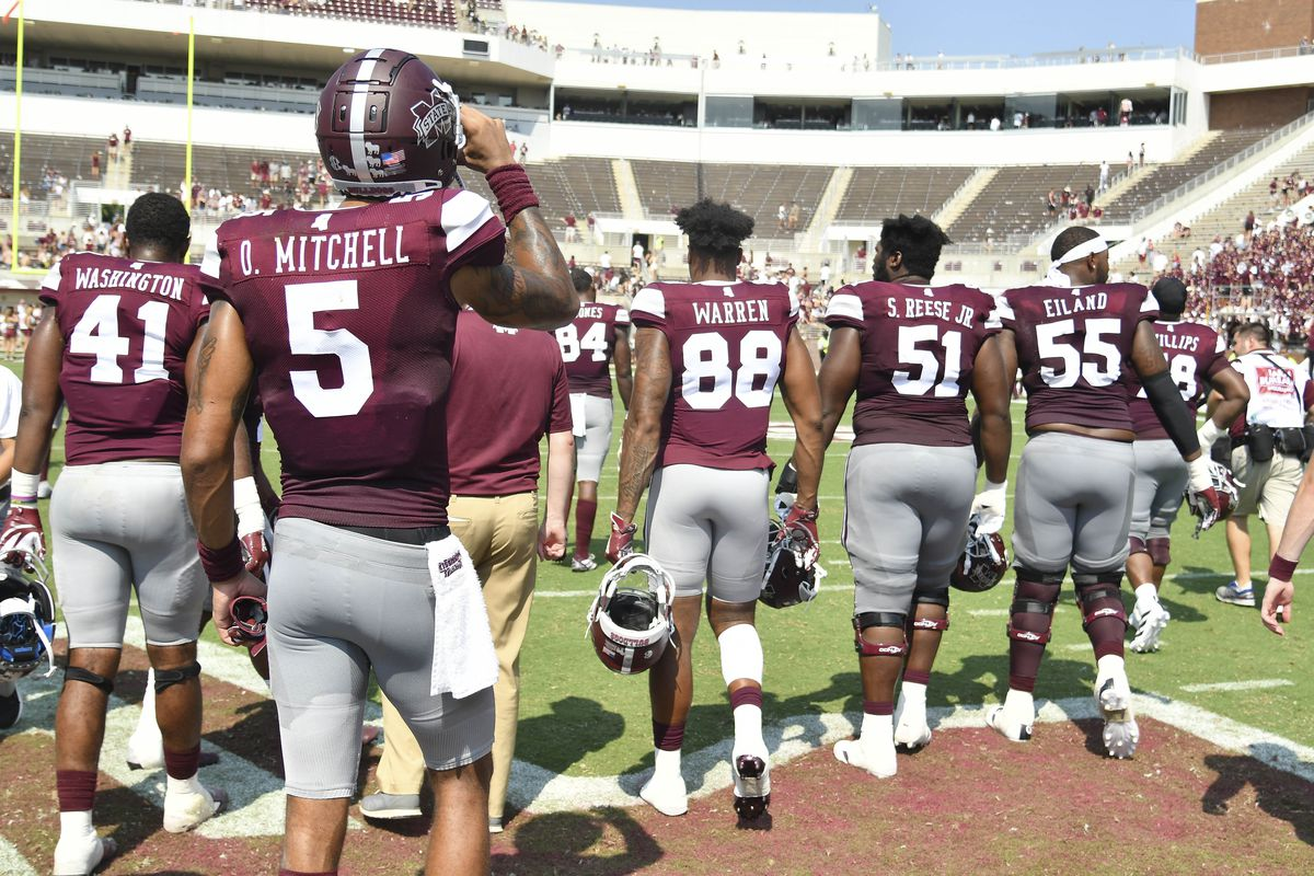 HOW TO WATCH/LISTEN: Mississippi State vs Kentucky College Football Bulldogs Wildcats 2019 3 PM CT