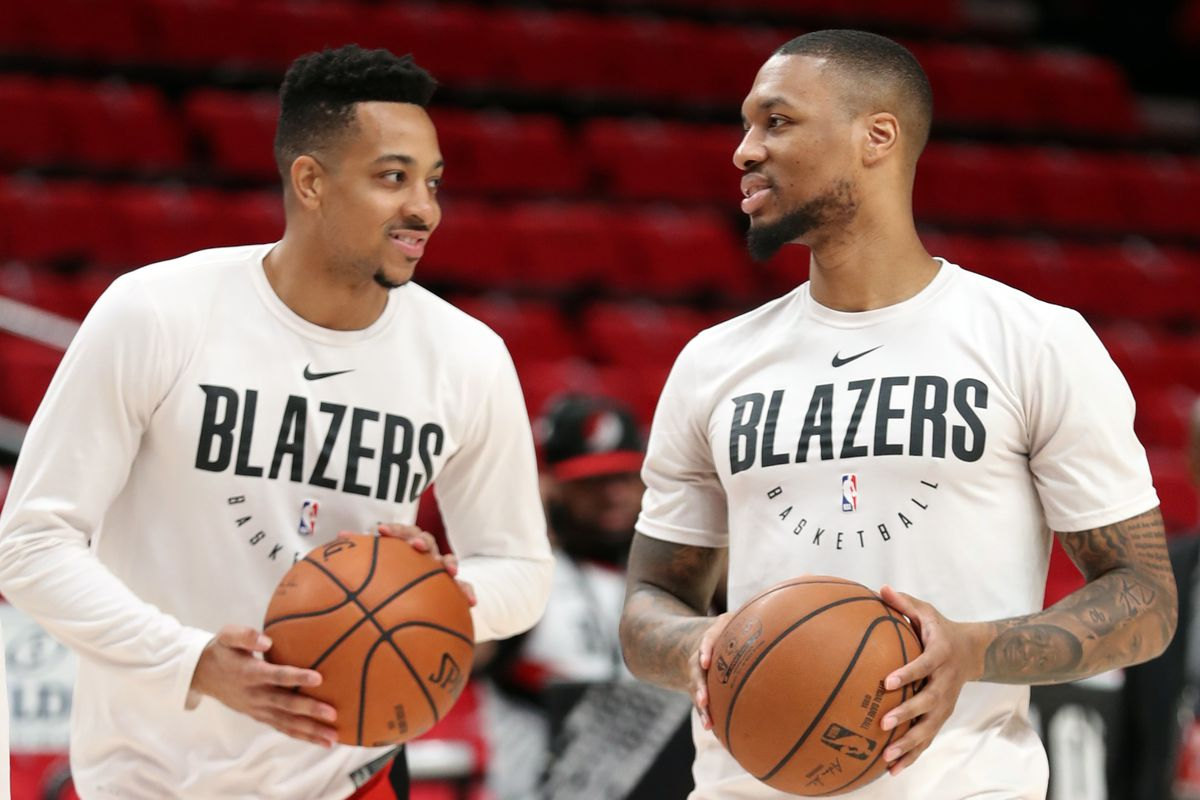 Lillard, McCollum Ranked Among Best NBA Players of their Age