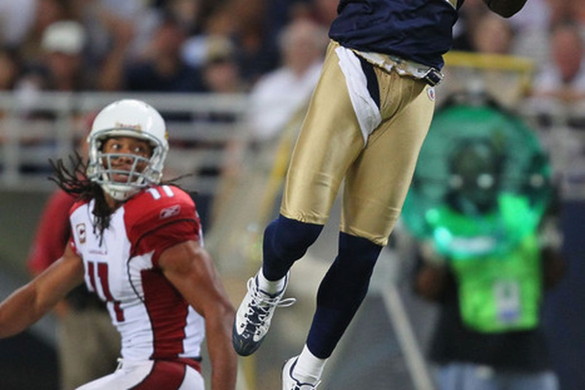 The St. Louis Rams could be without their top cornerback, Ron Bartell, when they take on the New Orleans Saints this week.