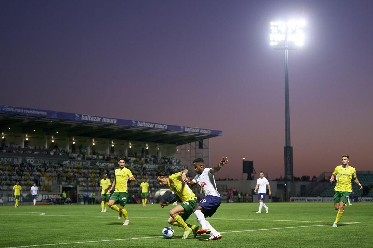 FC Pacos De Ferreira v Tottenham Hotspur - UEFA Conference League Play-Off Leg One